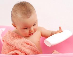Мыть голову сыну