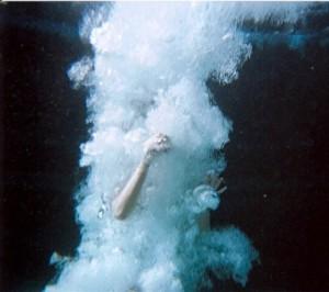 Падение в воду