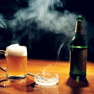 Вредные привычки и состояние здоровья