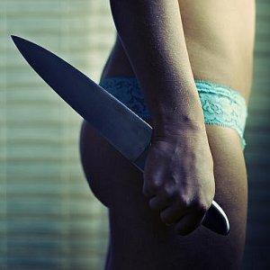 если снится что ножом знакомый