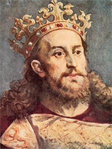 король Чешский Вячеслав