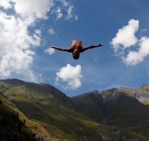 падение с высоты сонник