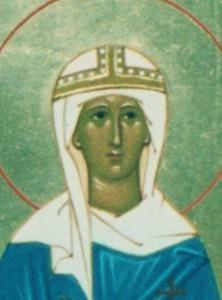 великомученица Хриса (Злата) Могленская