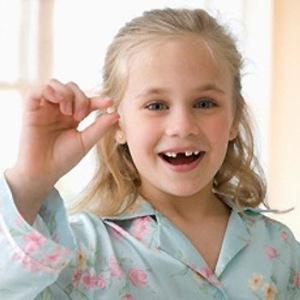 Если выпал зуб у ребенка