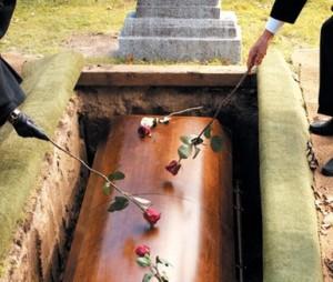 к чему снятся могила знакомого