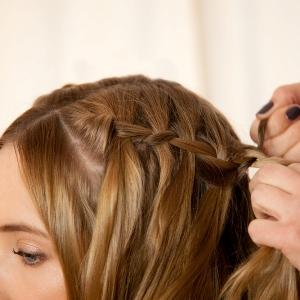 Сон.длинные волосы