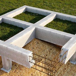 Закладывать фундамент для многоэтажного дома