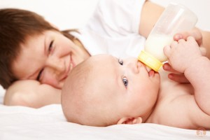кормление малыша грудным молоком сонник