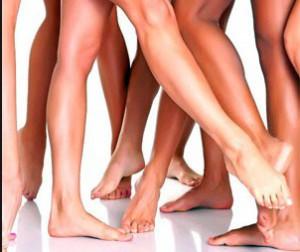 К чему снятся черные волосы на ногах у себя