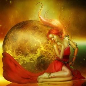 в ночь на пятницу на нас влияет Венера