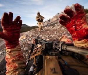 война кровь