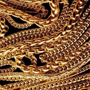 золотую цепочку в сновидении
