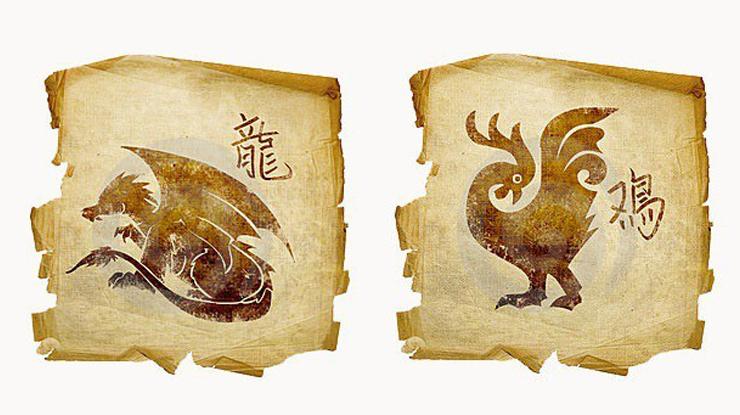 Гороскоп совместимости Дракона и Петуха. Характеристика союза.