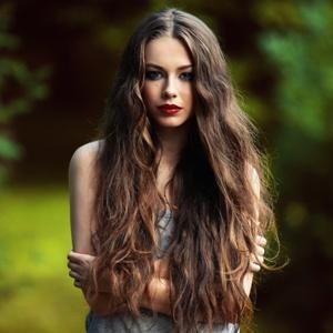 Снится длинные волосы у себя