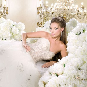 Видеть себя в свадебном платье во сне в крови