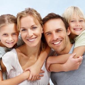Супруги в отношениях с детьми