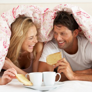 Влюбленные в браке