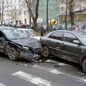 Смерть в аварии