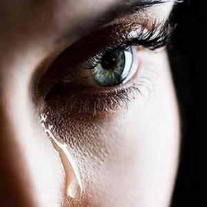 Застывшие слезы