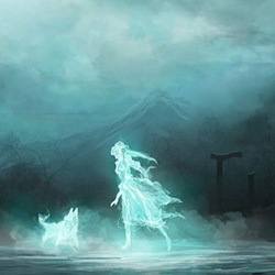 Сонник видеть умерших духов