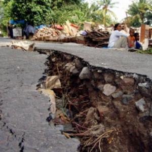 Если землетрясение снится со вторника на среду
