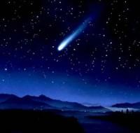 Обсудим к чему снится яркий звездопад и падающая звезда – что о таких снах говорят сонники?