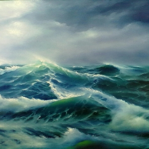 К чему видеть океан с волнами
