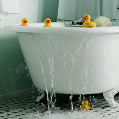 К чему снятся вода в ванной