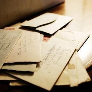 Письма в конвертах