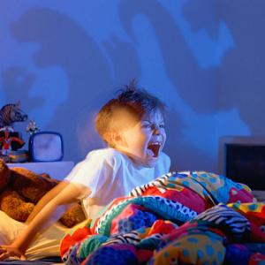 Ребенок видит во сне, что он описался