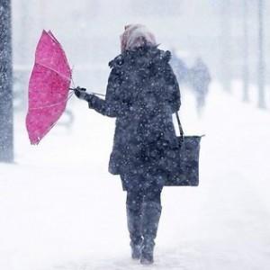 Со снегом