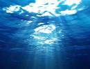 Видеть океан с глубокой водой