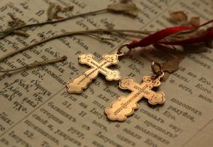 амулеты с крестом