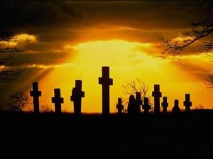 к чему приснилось кладбище