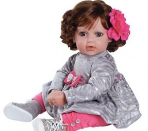 кукла как живая