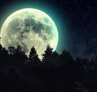 Обсудим, к чему снится луна. Какой знак подает это мистическое явление природы во сне?