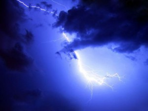 небесная молния