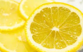порезаный лимон