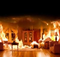 Видеть во сне пожар в квартире – толкование сонника, к чему снится и чем сулит страшащий сон.