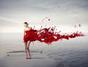 сновидение с большим количеством крови