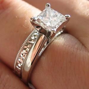 Снится обручальное кольцо на своей руке 438