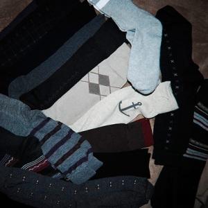 Абсолютно новые носки – что означает сон