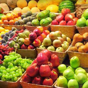 Базар с фруктами – чего стоит ждать от судьбы