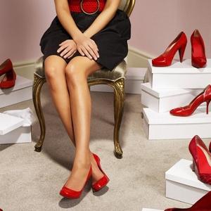 Если обувка привиделась на ваших ногах