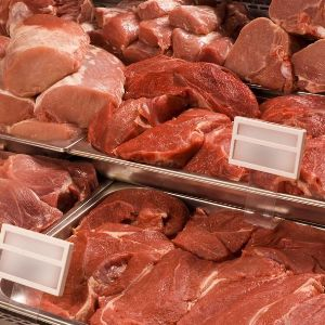 Если вам привиделся павильон с мясом