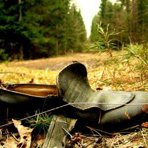 Посеять обувь в воде – что это означает
