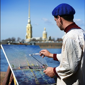 Увидеть сон в котором рисуешь красками