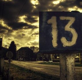 13 несчастливое число
