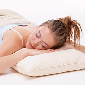 почему нельзя спать на животе