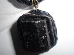 амулет из черного турмалина